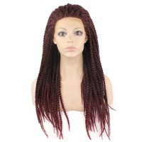 Long Micro Braided Wigs