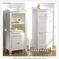 Fashion small furniture belt door floor cabinet bathroom ...