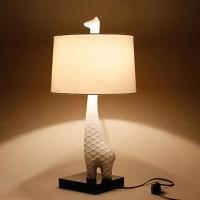 bedside animal shaped giraffe table desk lamp for kids ...