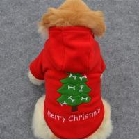Christmas pet dog clothes chihuahua cheap dog clothing ...