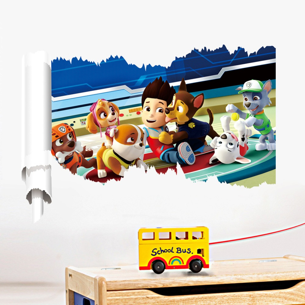 background children room bedroom wall stickers waterproof removable removable wall decals high quality pvc childrens bedroom wall stickers