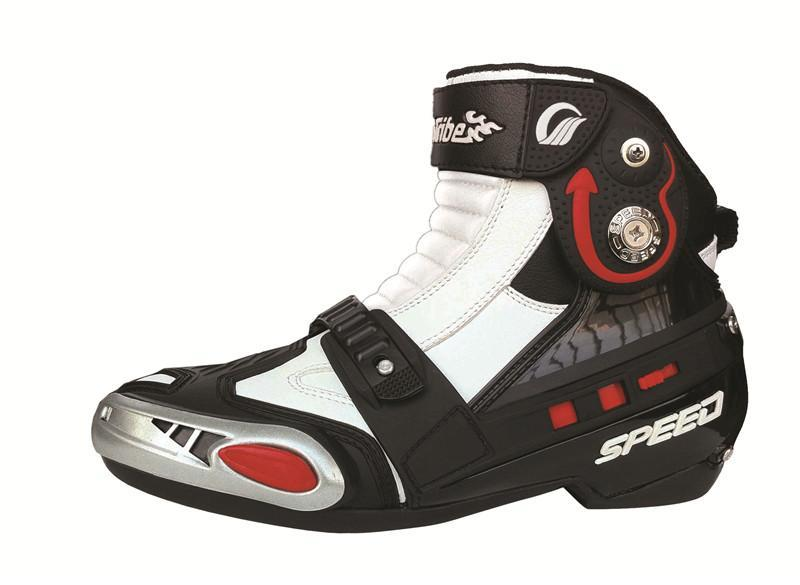 Riding Tribe Speed Bikers Motorcycle Racing Riding Boots