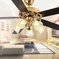 Flower Ceiling Fan Promotion-Shop for Promotional Flower ...