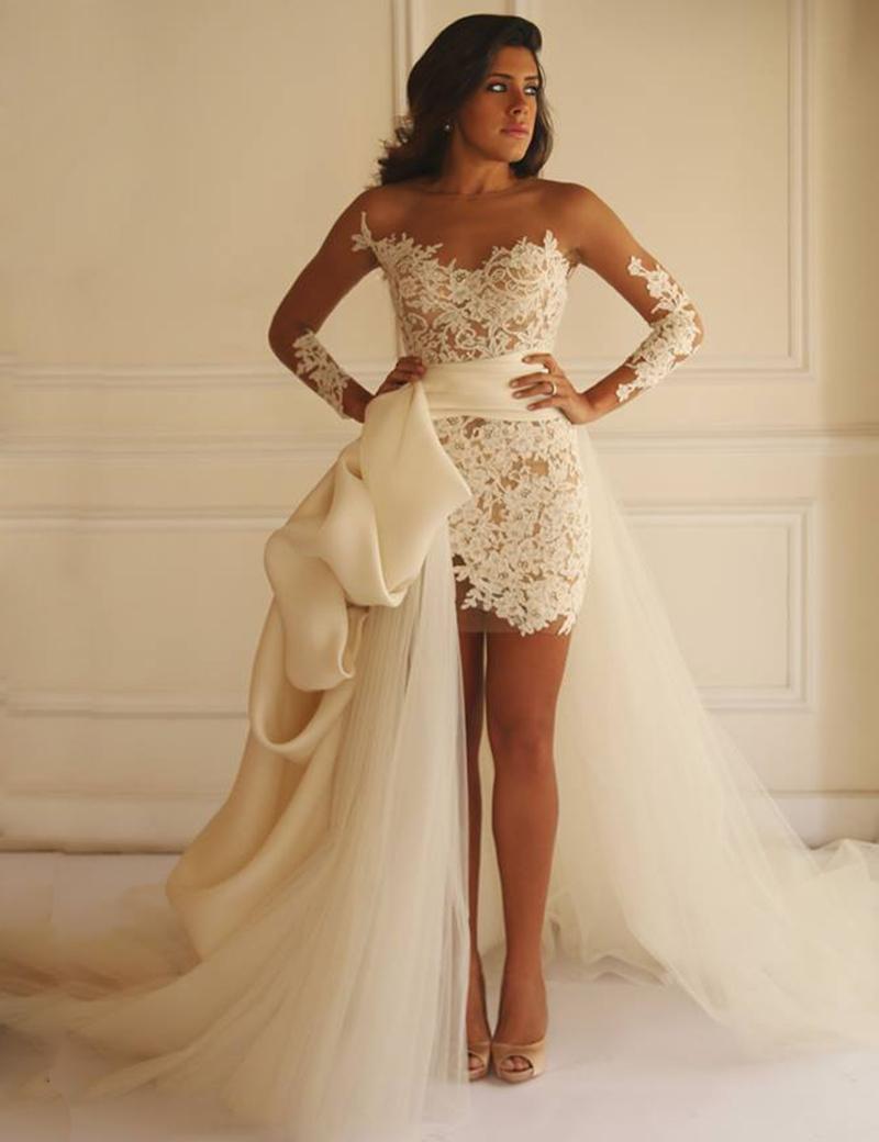 wedding dresses with long trains wedding dresses long train The most beautiful wedding dresses with long trains