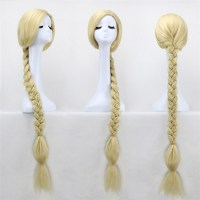2015 New Holiday Sale Movie Tangled Princess Rapunzel Wigs ...