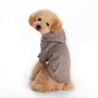 2015 Hot dog clothes fall winter fleece sweater pet ...