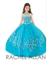 Girls Formal Dresses Blue