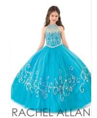 Girls Formal Dresses Blue