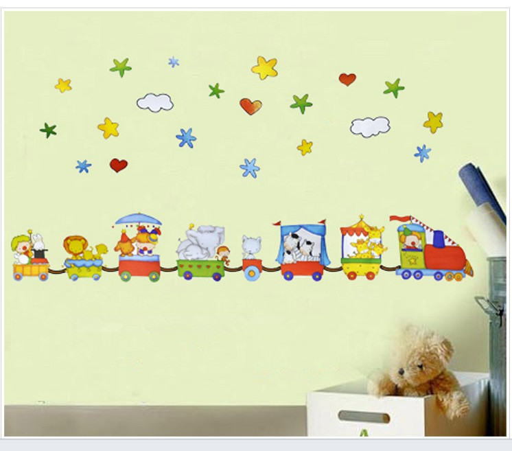 Self Adhesive Wall Art Stickers - Elitflat