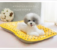 New high tech Dog beds Breathable Summer cold fabric Puppy ...
