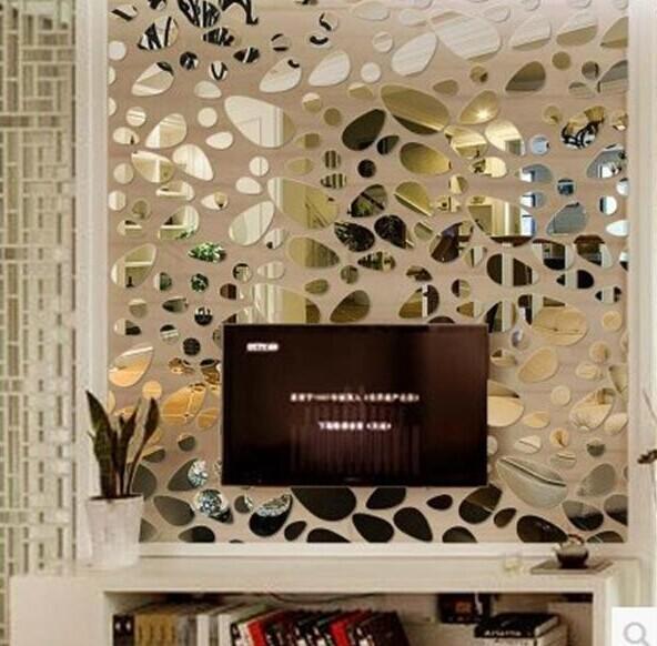 mirror wall sticker creative mirror home decoration mirror wall mirror stickers tonka design digsdigs