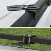 Portable Universal Brackets for Roof Rack Crossbar Luggage ...