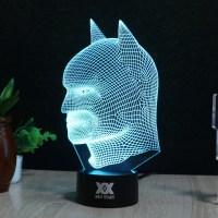 Star Wars Lamp 3D Visual Led Night Lights