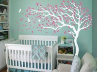 Nursery tree Wall Decals Wall stickers Wall tree decals ...