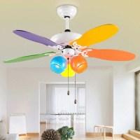 lovely kids ceiling fan colours modern ceiling fan for ...