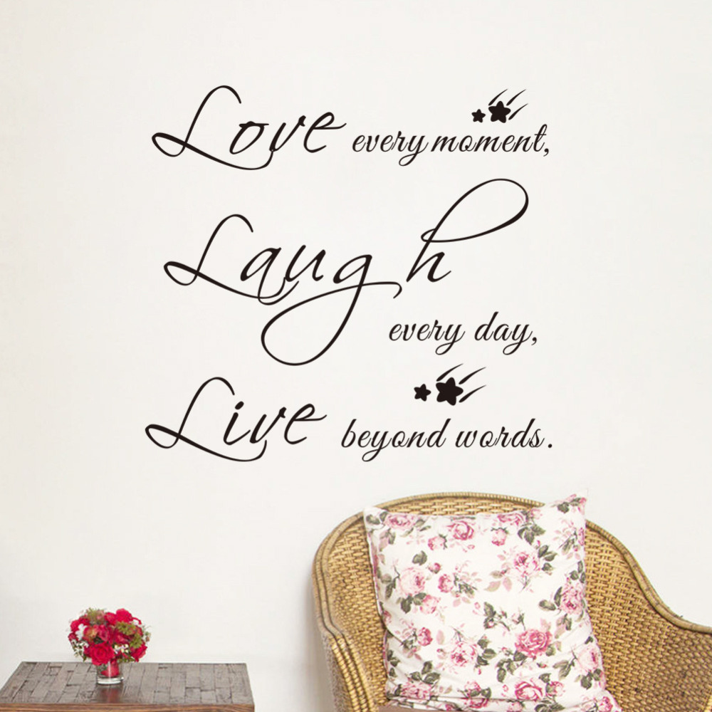 live laugh love wall stickers quotes sayings home decoration room live laugh love wall stickers quotes parkins interiors