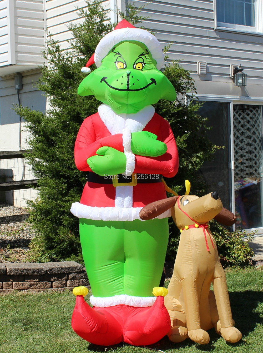 blow up christmas yard decorations part 32 inflatable christmas yard decor christmas and halloween and download