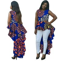 Aliexpress.com : Buy African Print Dresses Long Dress ...