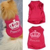 Super deal pet dog clothes Summer Small Dog Clothes Jacket ...