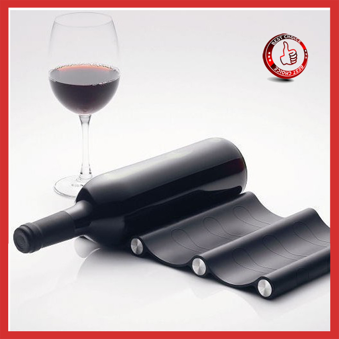 Unique Design Menu Wine Runner Jj 013 Portable Wave Wine