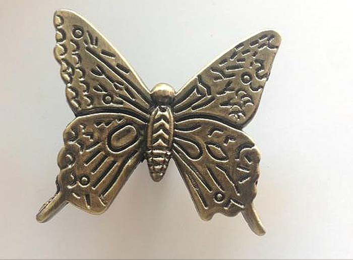 color butterfly knobs drawer dresser handle kitchen cabinet cleaners valentineblog net