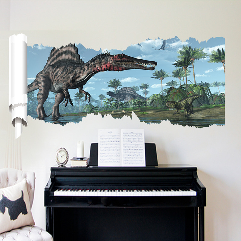 children bedroom wall stickers dinosaurs art visual wall sticker newknowledgebase blogs bedroom wall decals kids