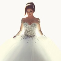 Big Ball Gowns Wedding Dresses