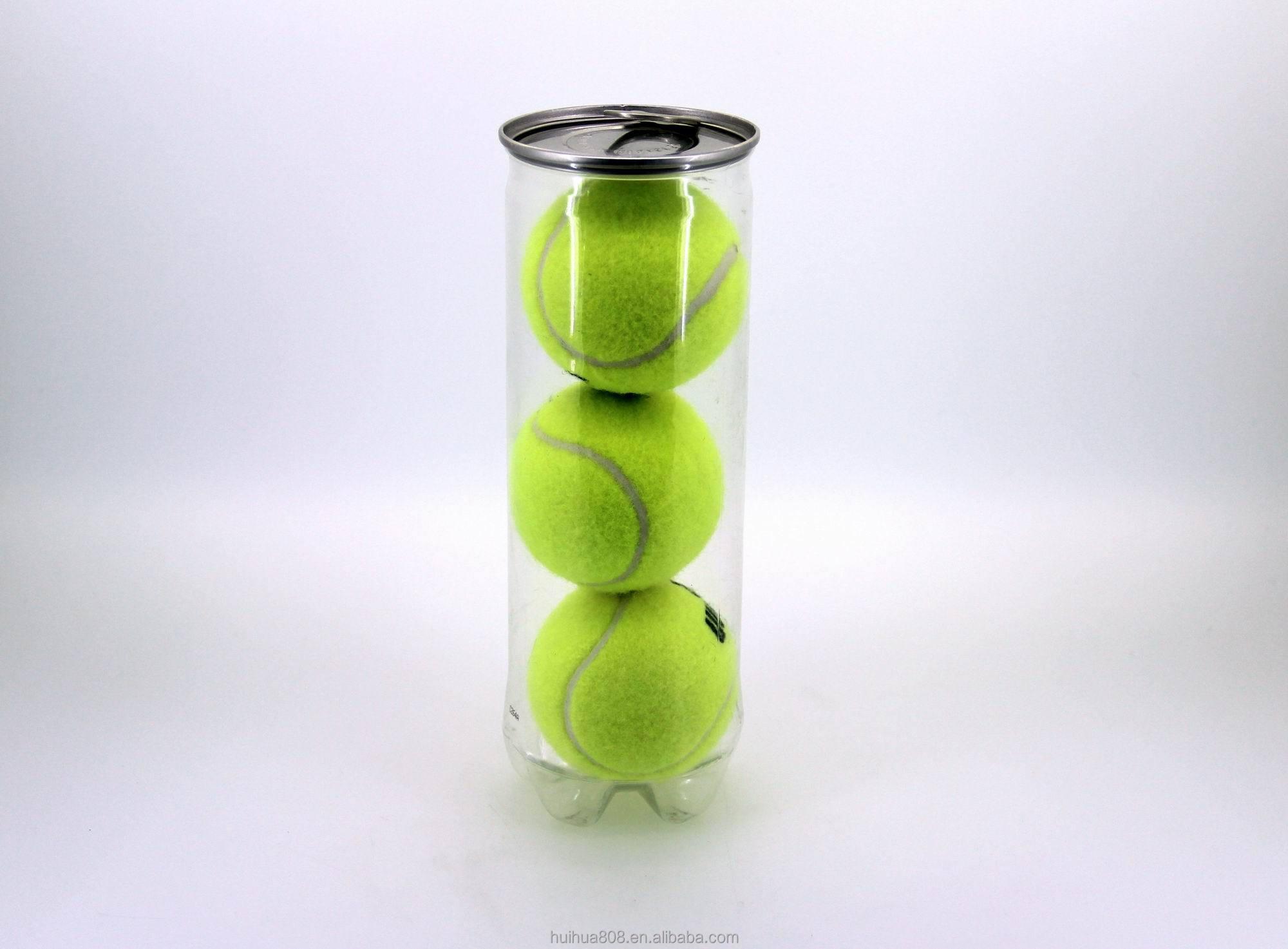 Pet Transparent Plastic Tennis Ball Can Buy Transparent