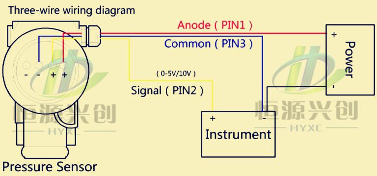 4 Wire Pressure Transducer Wiring Diagram  41 Wiring Diagram Images