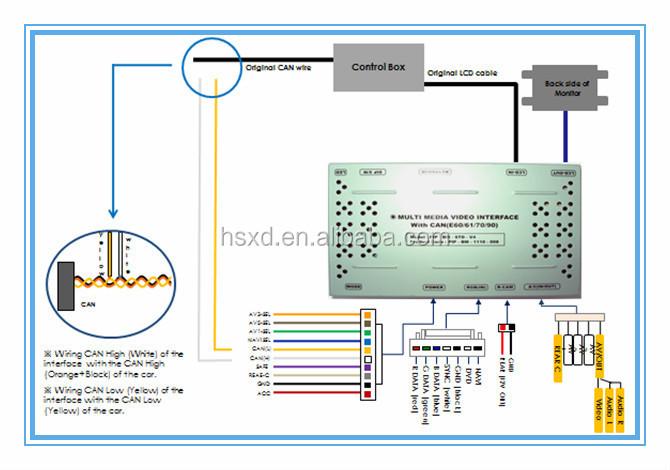 bmw cic wiring diagram