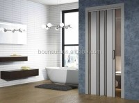 Shower Room/Bathroom Plastic Doors Folding Door