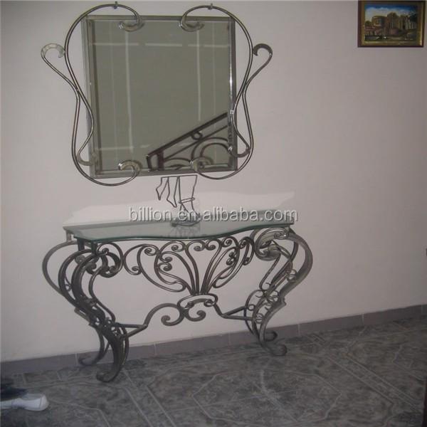 2015 Wrought Iron Indoor Bedroom Furniture