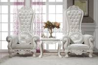 Luxury Living Room Furniture,Elegant Royal Queen Chairs ...