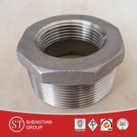 Carbon Steel /stainless Steel Screwed Pipe Fittings - Buy ...