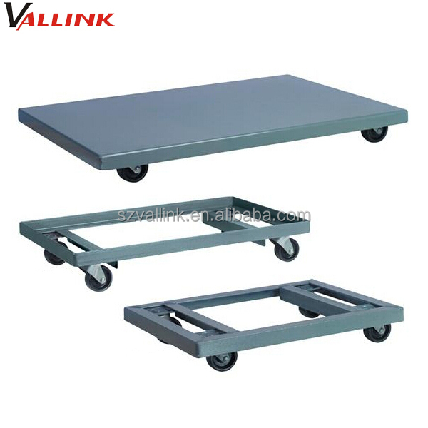 Smooth sheet steel easy moving dollies for moving