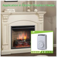2017 Most Popular Usa High Voltage Ac Electric Fireplace