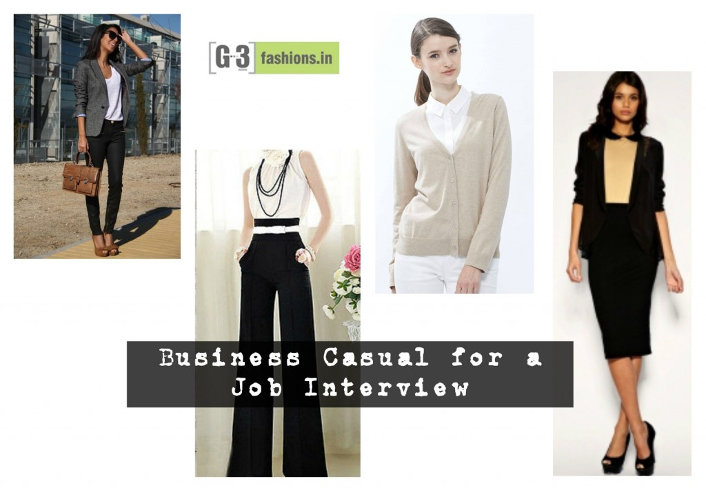How to dress up for Job Interview \u2013 Women\u0027s Wear G3Fashion