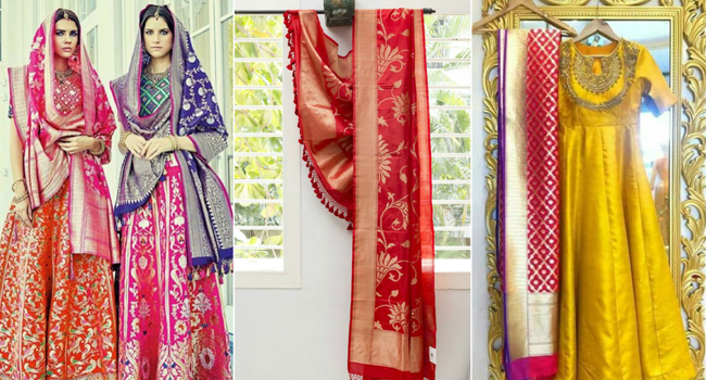 Different Types Of Silk Dupatta How To Style Silk
