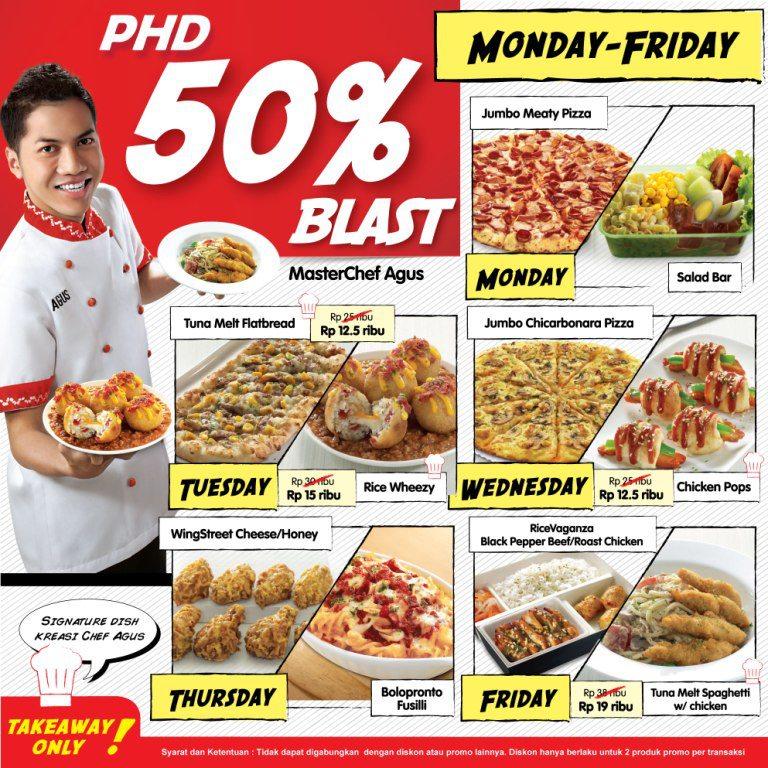 Promo Hari Rabu Di Kfc Katalogharga Daftar Harga Diskon Promo Promosi Promo 50 Blast Promo Jumbo Meaty Pizza Tuna Melt Flatbread And More