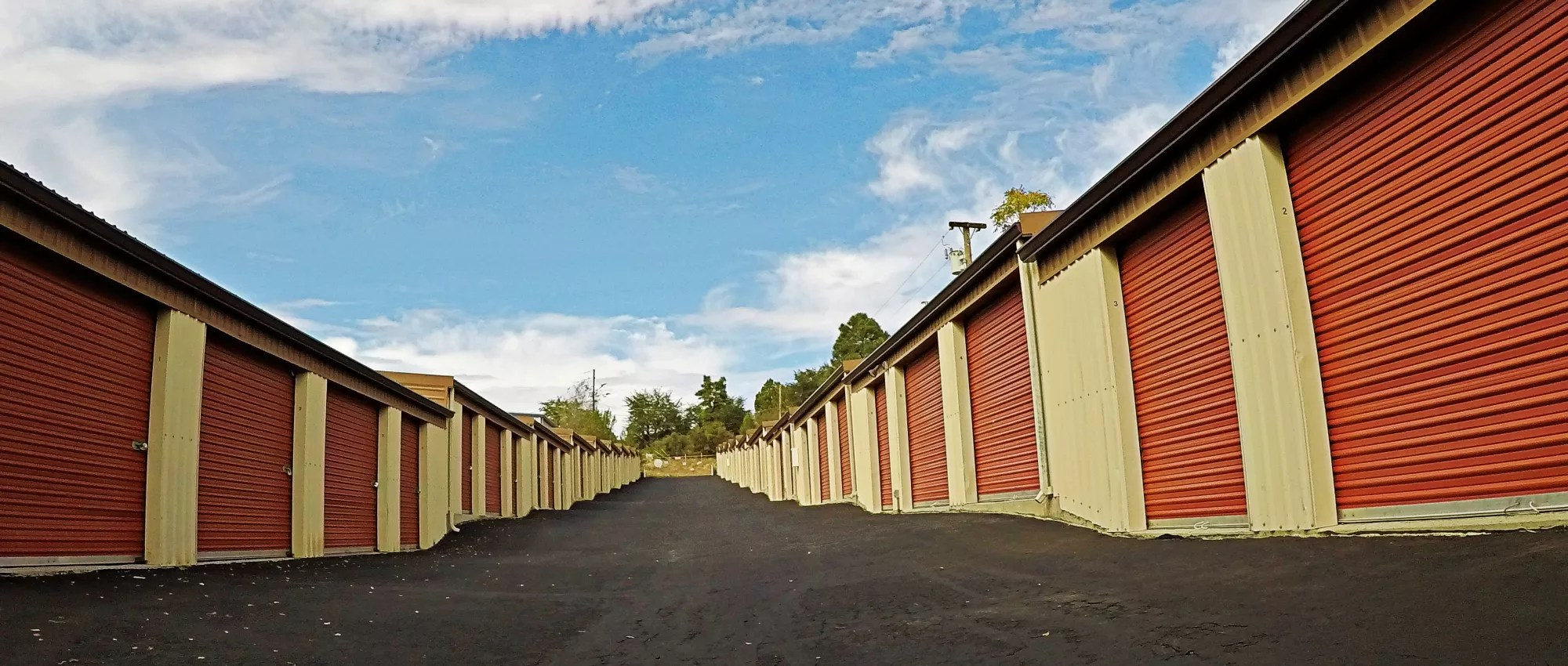 Storage Unit Cost Self Storage Prescott Az Storage Unit Sizes And Prices