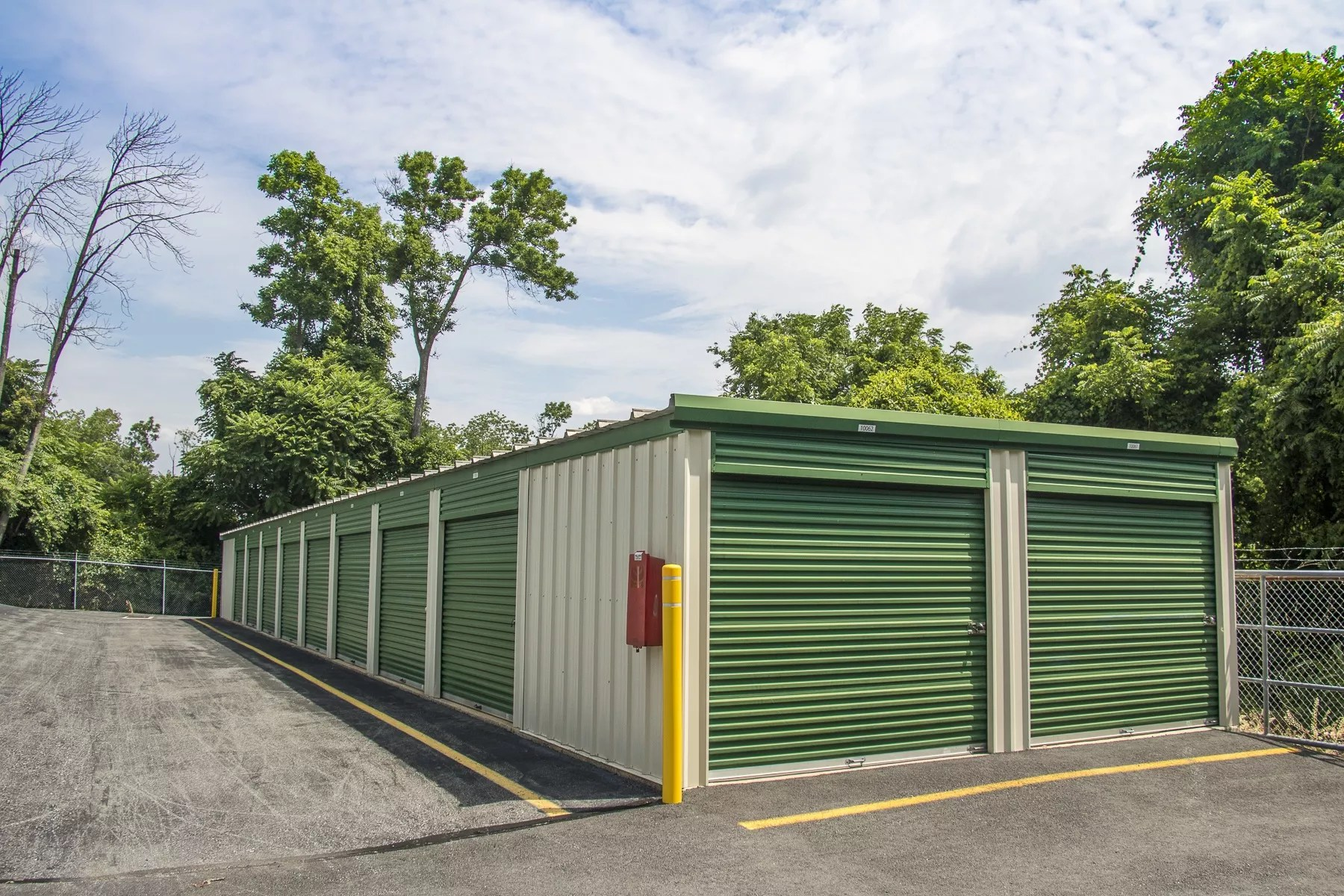 Storage Unit Cost Self Storage Units Sinking Spring Pa Storage Costs