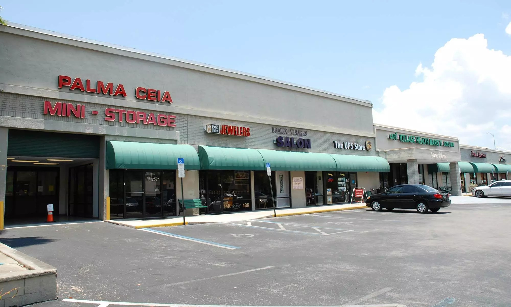 Self Storage Tampa Self Storage Units South Tampa Fl Palma Ceia Air Conditioned