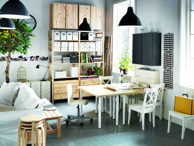 Aranzacje Ikea Wnetrza W Skandynawskim Stylu Style