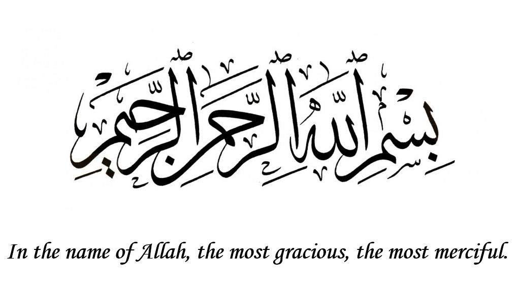 Islamic Calligraphy - Geometric Algebra Explorer