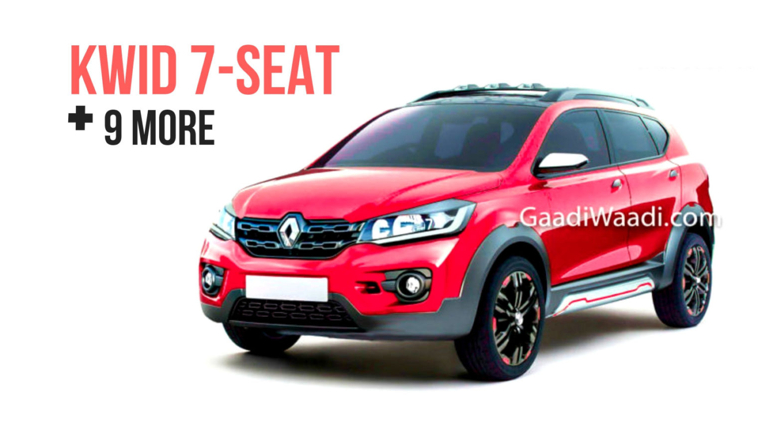 7 Seater Top 10 Upcoming 7 Seater Cars Mpv Suv In India