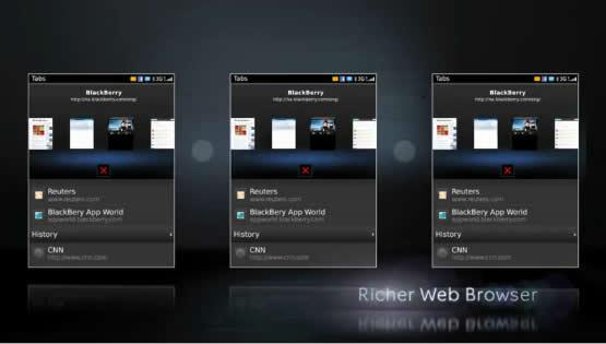 Video Demo BlackBerry 6