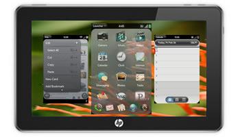 HP PalmPad