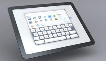 Tablet Google Chrome y Verizon