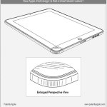 iPad Patente marco inteligente