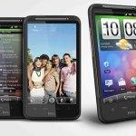 HTC Desire HD Foto